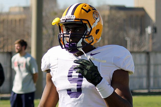 LSU Football: Week 2 Spring Practice Stock Report