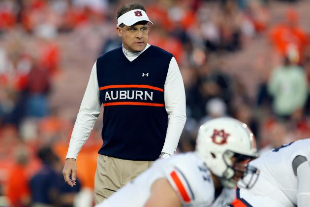 Auburn Football: Week 1 Spring Practice Stock Report