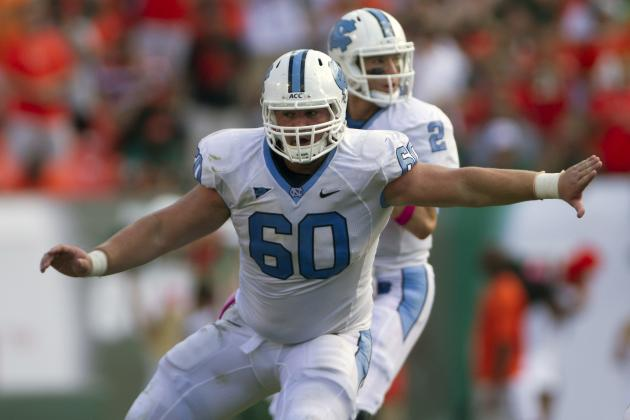Russell Bodine NFL Draft 2014: Highlights, Scouting Report for Bengals C