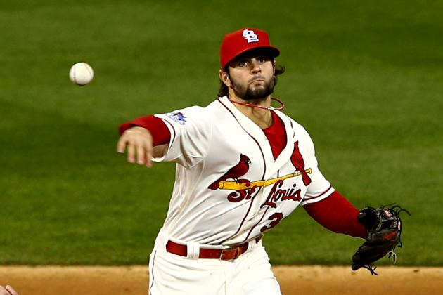 Cardinals Shopping Shortstop Pete Kozma