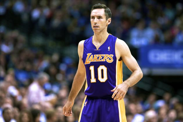 Steve Nash Injury: Updates on Lakers Star's Status and Return