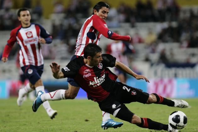 Atlas vs. Guadalajara: Date, Time, Live Stream, TV Info and Preview