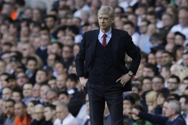 Arsenal Transfer News: Arsene Wenger Vows to Rival Chelsea and Co. for Transfers