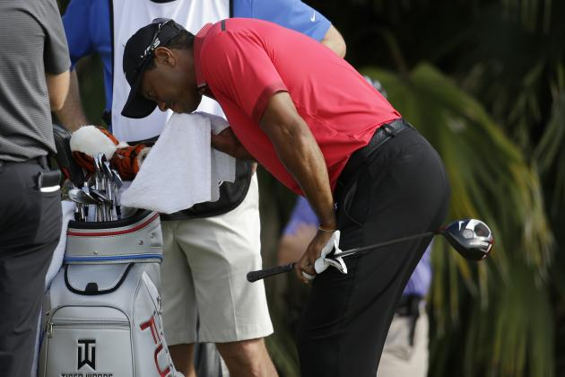 Tiger Woods' Bulging Disk Sets Him Up for More Masters Drama