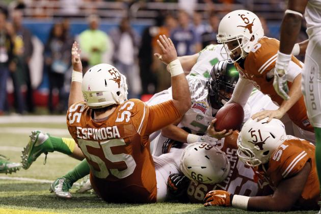 Texas Football: Week 1 Spring Practice Stock Report