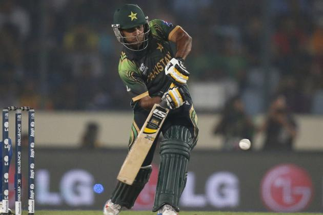 Pakistan vs. India, World T20: Why Did Mohammad Hafeez's Men Bat so Brainlessly?