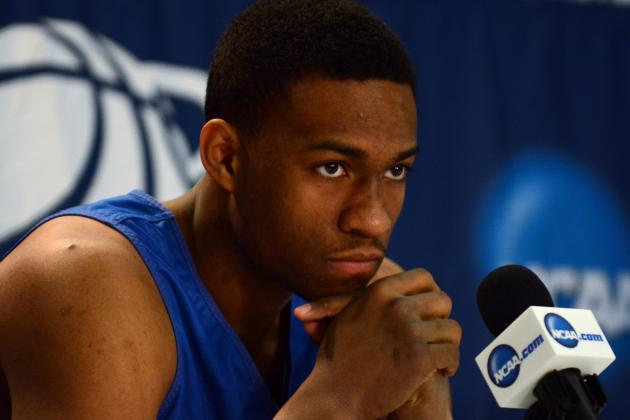 What Jabari Parker Has to Prove to Scouts Before NBA Draft