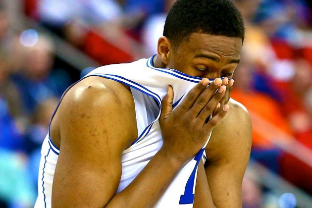 Jabari Parker: Stats, Grade, Highlights and Twitter Reaction vs. Mercer