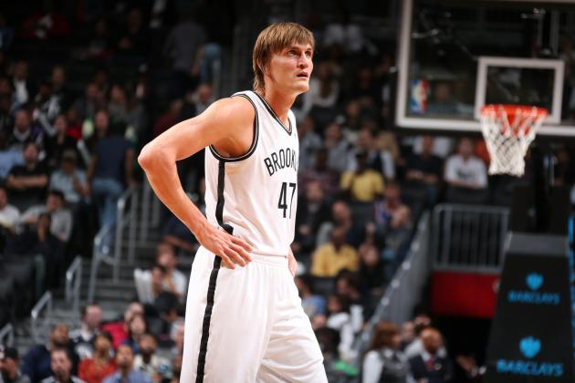 What's Going on with Andrei Kirilenko's Free-Throw Shooting?