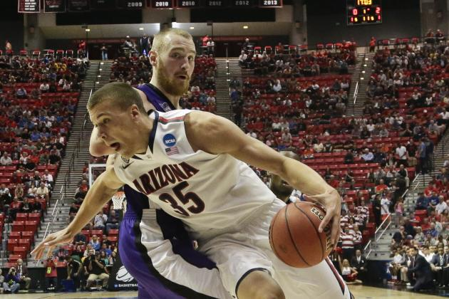 Arizona vs. Weber State: Score, Twitter Reaction, More from March Madness 2014