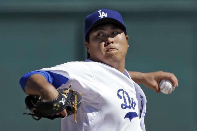 Dodgers' Hyun-Jin Ryu, in Australia, Encounters His Changeup Mentor