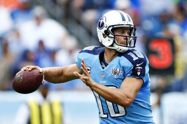 Tennessee Titans: The Table Is Set for Jake Locker to Have Success in 2014