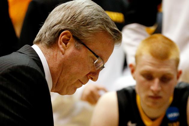 Tumor Removed from Fran McCaffery's Son Was Malignant