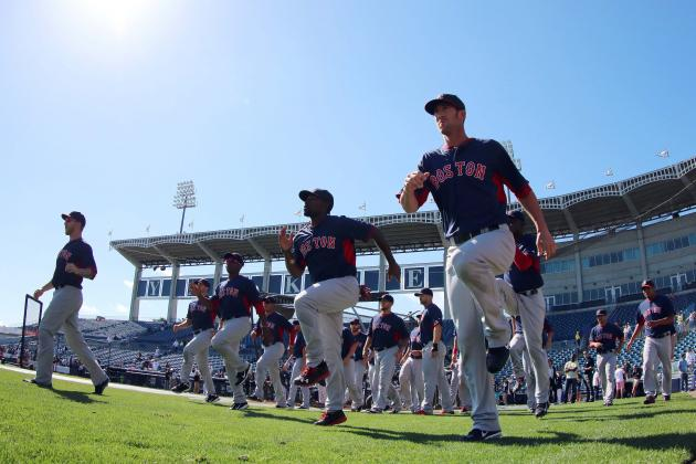 Final Predictions for Winner of Boston Red Sox's Key Spring Position Battles
