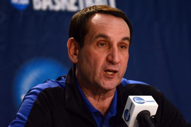 Don't Expect Coach K in the NBA Any Time Soon