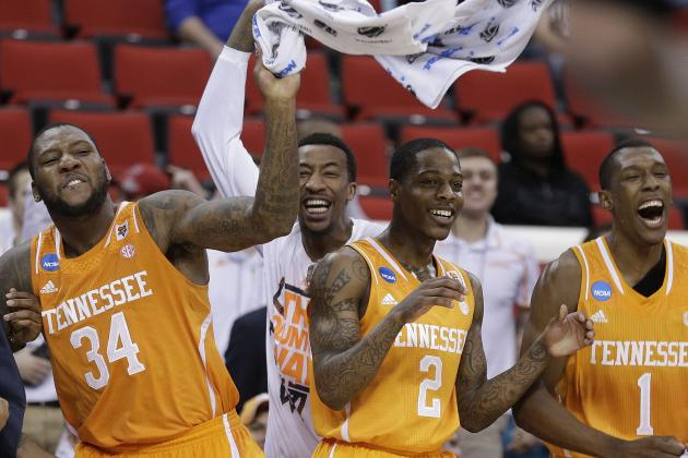 UMass vs. Tennessee: Live Score, Highlights and Reaction for Round of 64