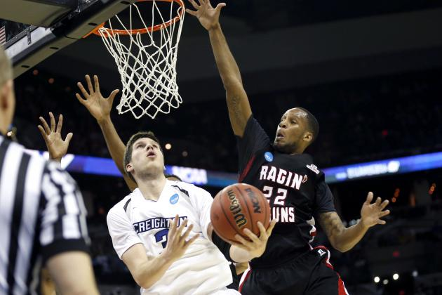 Creighton vs. UL Lafayette: Score and Twitter Reaction from March Madness 2014