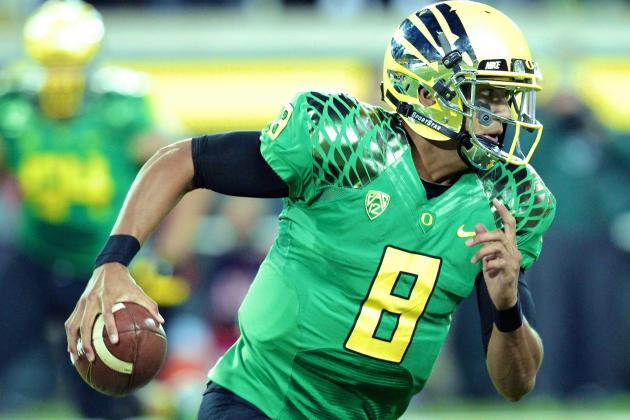 Oregon Football: Is 2014 the Ducks' Best Chance at a National Championship?