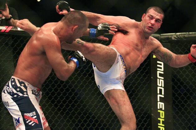 Dan Henderson and Mauricio 'Shogun' Rua Looking Back but Always Moving Forward