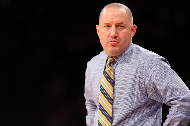 Buzz Williams Agrees to 7-Year Deal to Be Virginia Tech Head Coach