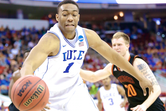 Duke's Stunning Upset to Mercer Shows Jabari Parker Isn't Invincible