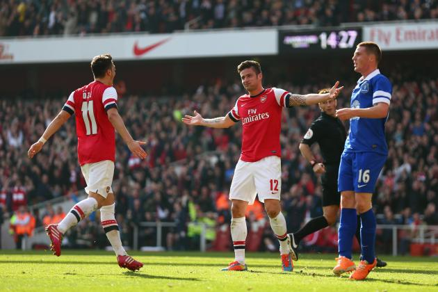 Chelsea vs. Arsenal: More Needed from Midfield in Battle of Lone Strikers
