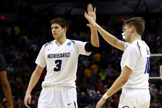 McBuckets Nets Creighton-Record 30 in Tourney