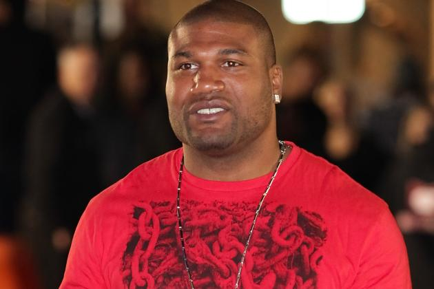 Rampage Jackson: F*** the UFC Hall of Fame
