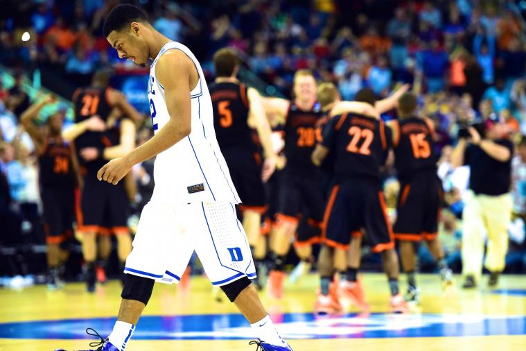Christian Laettner Vents After No. 3 Duke Gets Upset by No. 14 Mercer