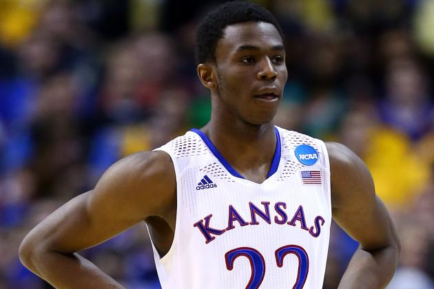 Andrew Wiggins: Stats, Grade, Highlights, Twitter Reaction vs. Eastern Kentucky