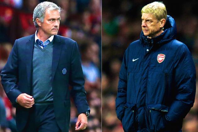 Analyzing the Jose Mourinho-Arsene Wenger Rivalry