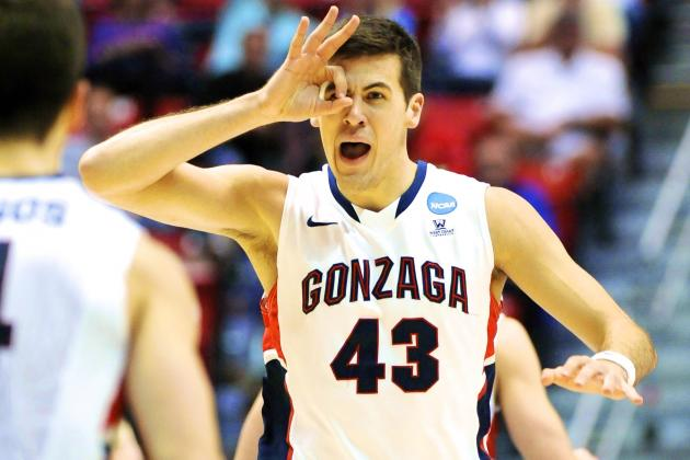 Gonzaga vs. Oklahoma State: Score and Twitter Reaction from March Madness 2014