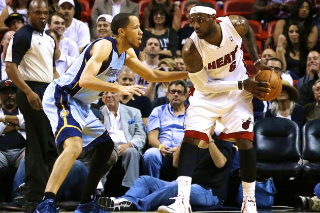 Memphis Grizzlies vs. Miami Heat: Live Score and Analysis