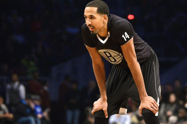 Brooklyn Nets GM Billy King Says Re-Signing Shaun Livingston Is 'Priority No. 1'
