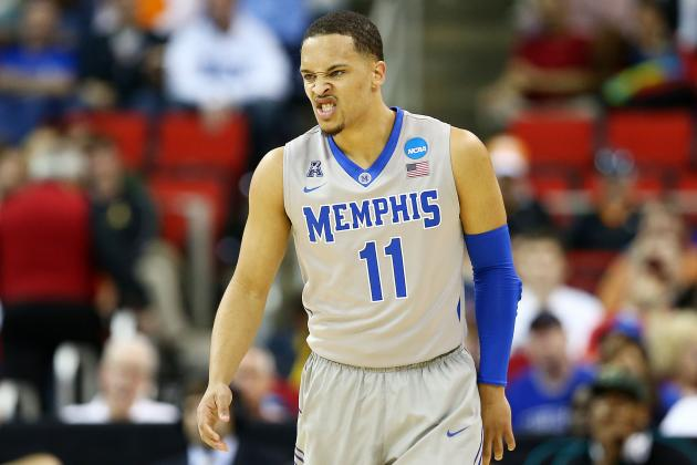 Memphis vs. George Washington: Score, Twitter Reaction from March Madness 2014