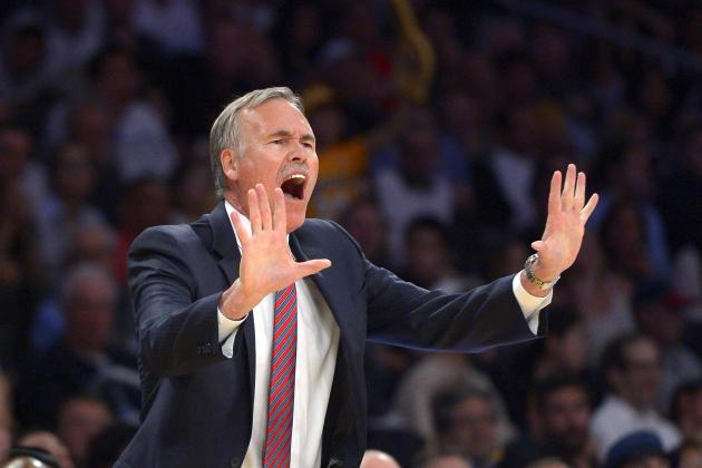 Mike D'Antoni Says Some Lakers Will Play Hard with European Contracts in Mind