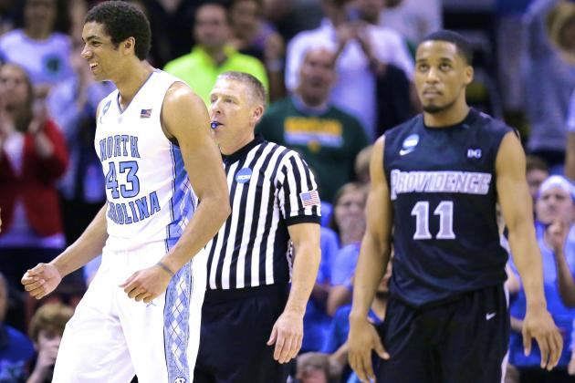 UNC vs. Providence: Score, Twitter Reaction and More from March Madness 2014
