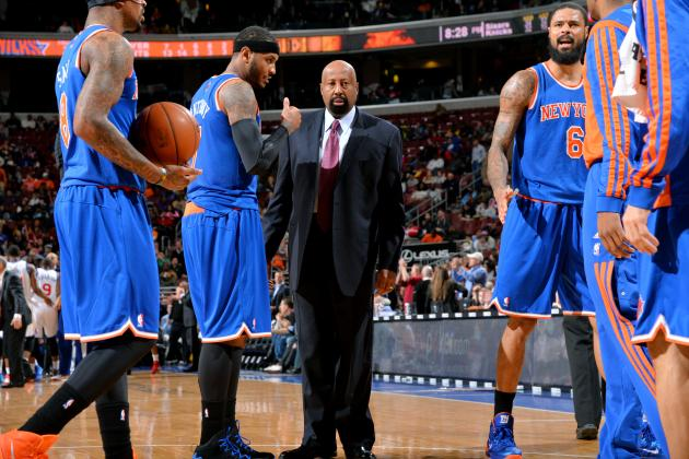 Mike Woodson Gives Phil Jackson a Taste of His Incompetence