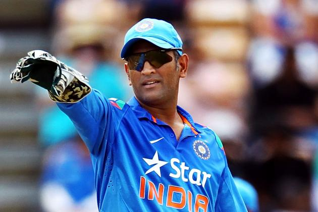India vs. Pakistan, WT20: How MS Dhoni Got His Captaincy Spot on