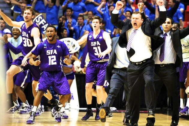 VCU vs. Stephen F. Austin: Recap and Twitter Reaction from March Madness 2014