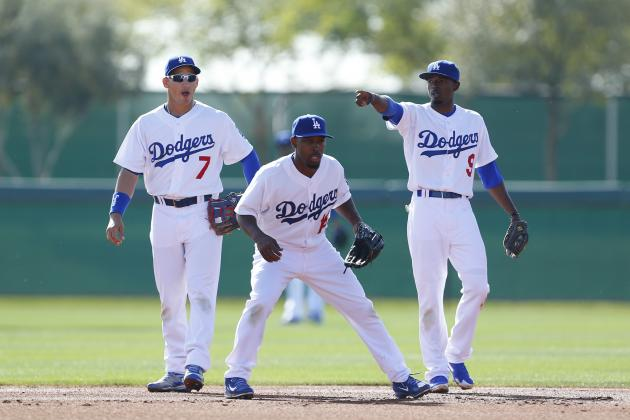 Dodgers Will Carry Alexander Guerrero on Their Opening Day Roster