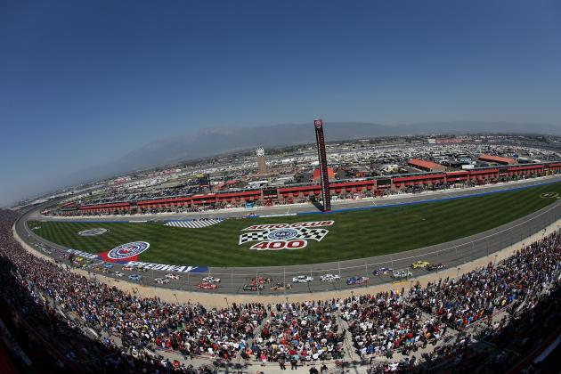 Why NASCAR Should Bring Back a 2nd Sprint Cup Series Race to Fontana