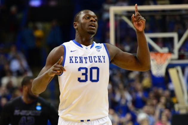 Julius Randle: Stats, Grade, Highlights and Twitter Reaction vs. Kansas State