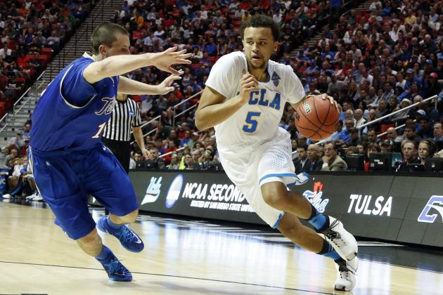 UCLA vs. Tulsa: Score, Twitter Reaction and More from March Madness 2014