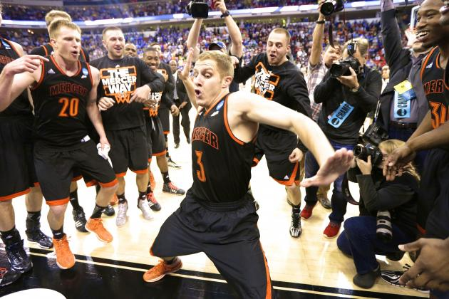 Vote for the 2014 NCAA Tournament Round 2 Awards