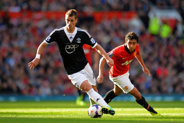 Arsenal Transfer News: Morgan Schneiderlin and Calum Chambers Ideal for Gunners