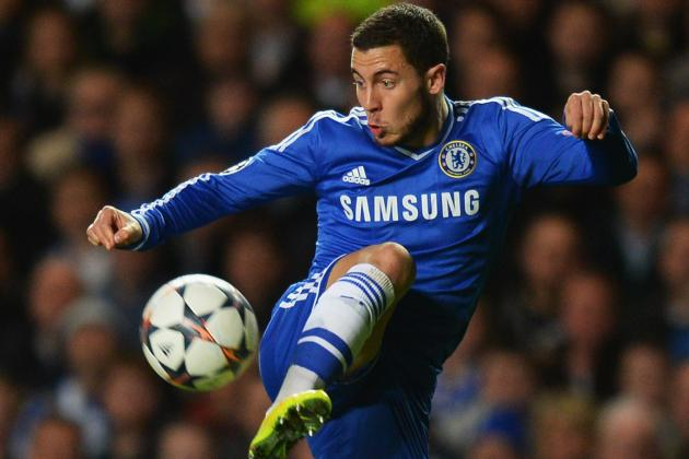 Chelsea Transfer News: Real Madrid's Eden Hazard Interest a Big Warning to Blues