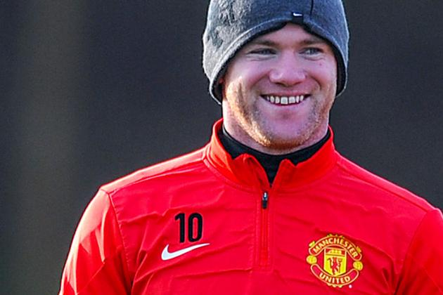 How Much Is Manchester United Forward Wayne Rooney Worth Based on Form in 2014?