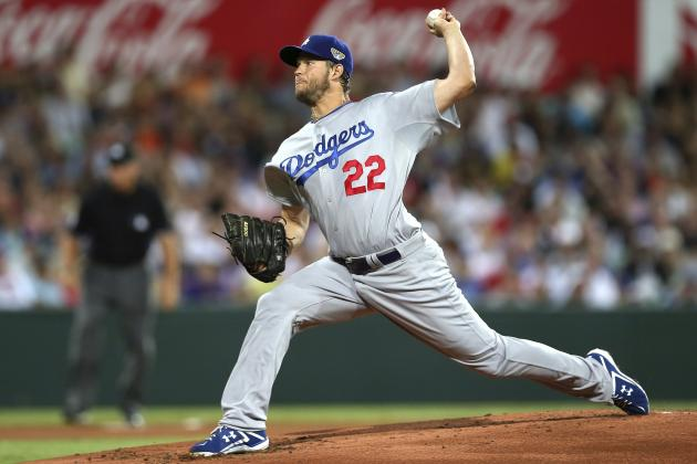New MLB Season, New Mega-Contract, Same Old Clayton Kershaw Dominance