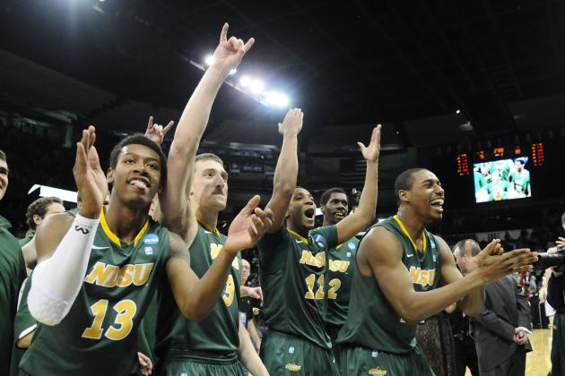 NCAA Tournament TV Schedule 2014: Updated 3rd-Round Bracket and Picks